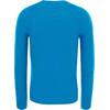 The North Face Flight Pack Hardloopshirt lange mouwen Heren blauw